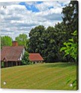 Parkland Cottage Acrylic Print