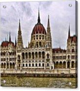 Parliment - Budapest Acrylic Print
