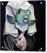 Parrishfish Acrylic Print