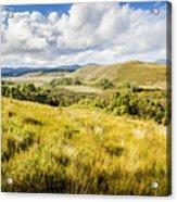Parting Creek Regional Reserve Tasmania Acrylic Print
