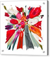Party Bouquet IIi Pf Acrylic Print