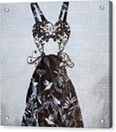 Party Dress Acrylic Print