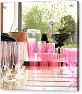 Party Drinks Acrylic Print