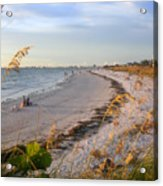 Pass A Grill Beach Florida Acrylic Print