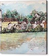 Passau II Acrylic Print