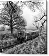 Passenger Train Travel Acrylic Print