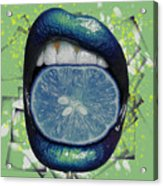 Passion Fruit Acrylic Print