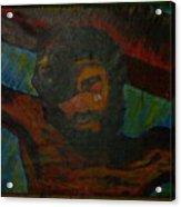 passion of Christ Acrylic Print