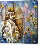 Past Memories Acrylic Print