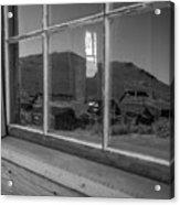 Past Reflections Acrylic Print