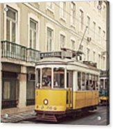 Tram 28 Acrylic Print