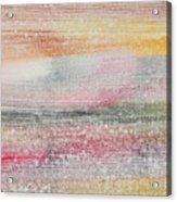 Pastel Dreams Acrylic Print