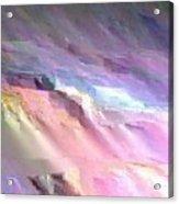 Pastel Imagination Acrylic Print