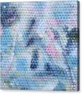 Pastel Promontory Acrylic Print