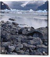 Patagonia Ice Acrylic Print