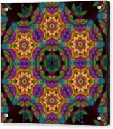 Patch Work  Acrylic Print