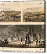 Paterson Iron Company Acrylic Print