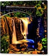 Paterson's Great Falls IIi Acrylic Print
