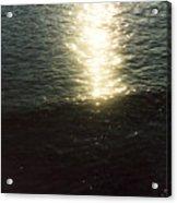 Path Of Sunlight Acrylic Print