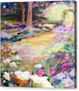 Path To The Light Acrylic Print