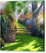 Pathway To Heaven Acrylic Print