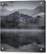 Patricia Lake Morning Acrylic Print