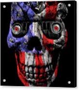 Patriotic Jeeper Cyborg No. 1 Acrylic Print