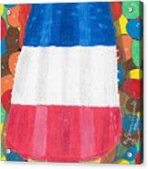 Patriotic Summertime Acrylic Print