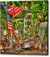 Patriots In The Keys Acrylic Print
