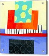 Pattern # 6 Acrylic Print