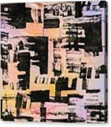 Pattern 1 Acrylic Print
