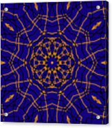 Kaleidoscope 840 Version 2 Acrylic Print