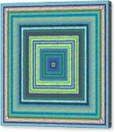 Pattern 122 Acrylic Print
