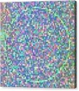 Pattern 125 Acrylic Print