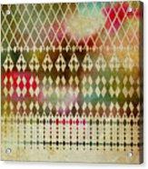 Pattern 181 Acrylic Print