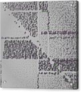 Pattern 55 Acrylic Print