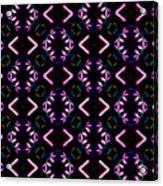 Pattern 58 Acrylic Print
