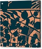 Pattern 59 Acrylic Print