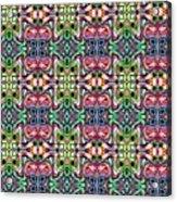 Pattern 8326 Acrylic Print