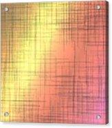 Pattern 98 Acrylic Print
