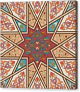 Pattern Art 005 Acrylic Print