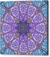 Pattern Art 006 Acrylic Print