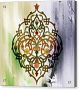 Pattern Art 007 Acrylic Print