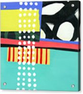 Pattern Grid #2 Acrylic Print