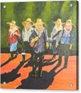 Pau Hana Acrylic Print