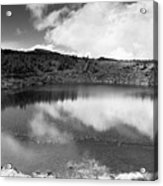 Pau-pique Lake Acrylic Print