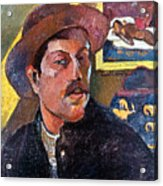 Paul Gaugin (1848-1903) Acrylic Print
