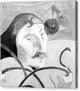 Paul Gauguin Acrylic Print
