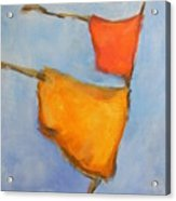 paul klee Painting, Scarecrows  Acrylic Print