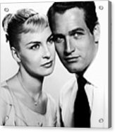 Paul Newman And Joanne Woodward In The Long Hot Summer 1958 Acrylic Print